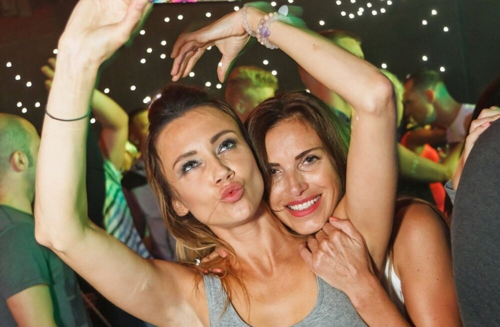 Weekend Festival äftekas ööklubis Sugar (Reede 05.08.16)