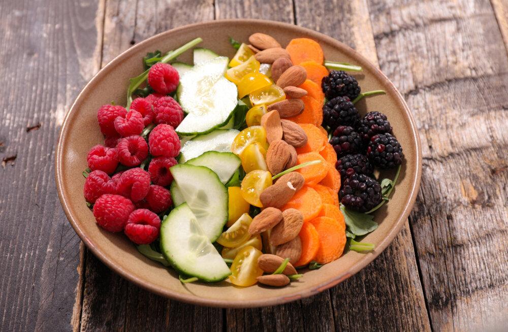5 asja, mis su kehaga juhtub, kui sööd kuu aega taimetoitu