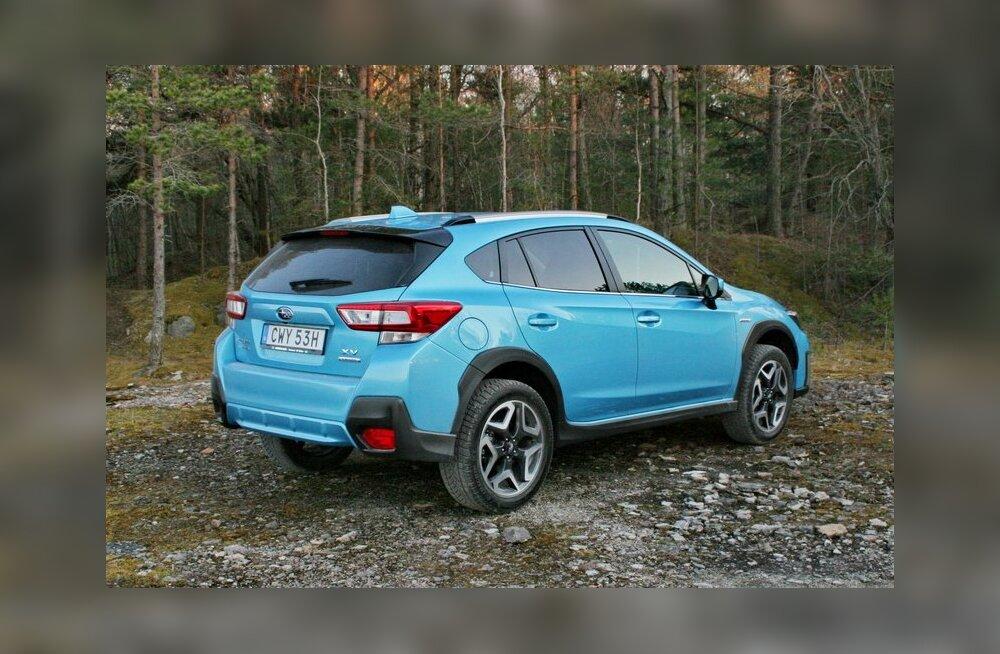 Proovisõit: särtsust tuge saav Subaru XV – ontlik, viks ja ettearvatav