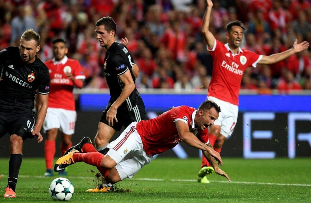 Benfica vs CSKA
