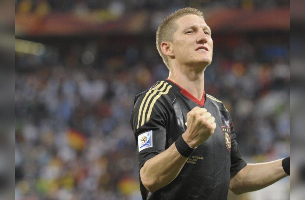 Selgus UEFA Meistrite Liiga teise vooru sümboolne koondis