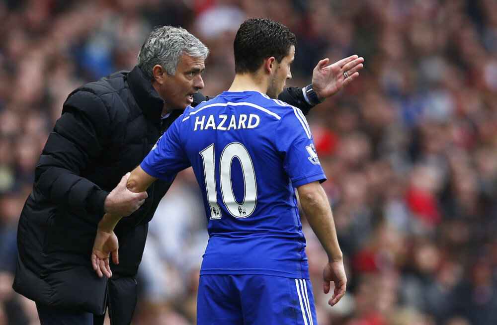 Mourinho ja Hazard