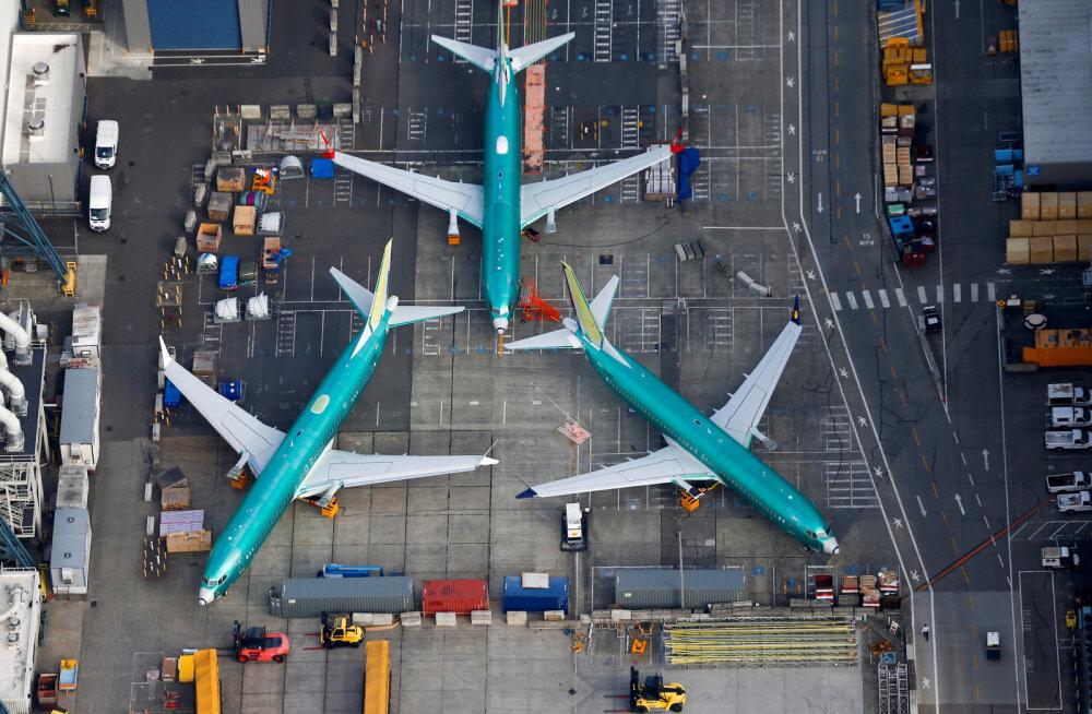 Õnnetult Boeing 737 Max lennukilt leiti veel üks murettekitav oht