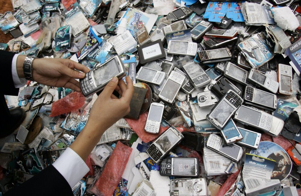 Uurime, kui suur on tõenäosus, et Hiina veebipoodidest ebakvaliteetset kaupa saad