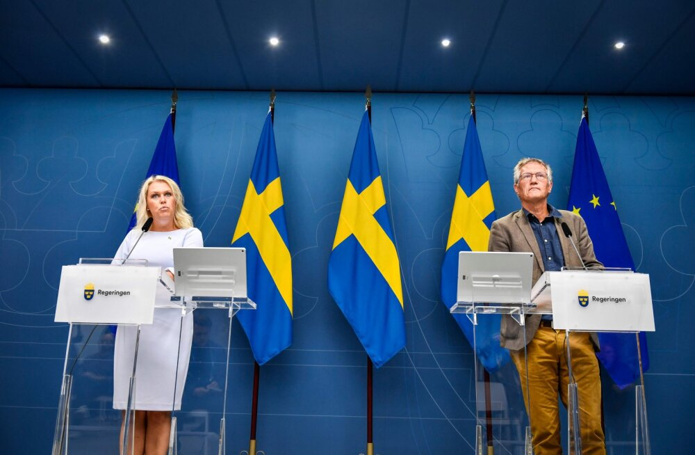 Rootsi terviseamet soovitab töötada kodus aasta lõpuni ja vältida ühistransporti