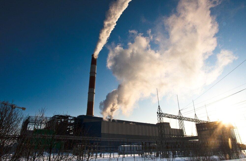 Pakase tõttu tehakse täna Eesti viimaste aastate elektritootmise rekord