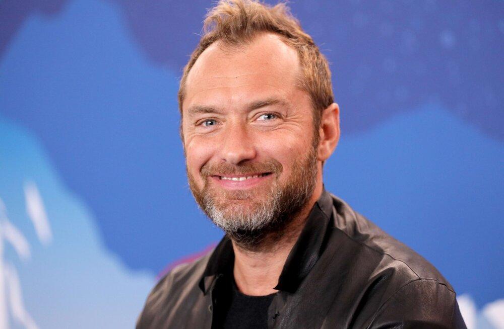 Jude Law kinnitas viimaks, et sai kuuendat korda isaks