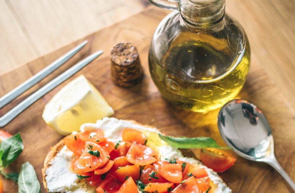 Tahad kogeda imelist maitseelamust? Lisa nendele toitudele natuke oliiviõli