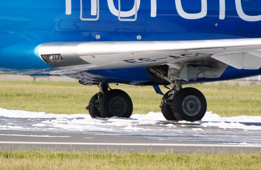 Руководитель Nordica разъясняет: использует ли авиакомпания дешевую резину для самолетов?