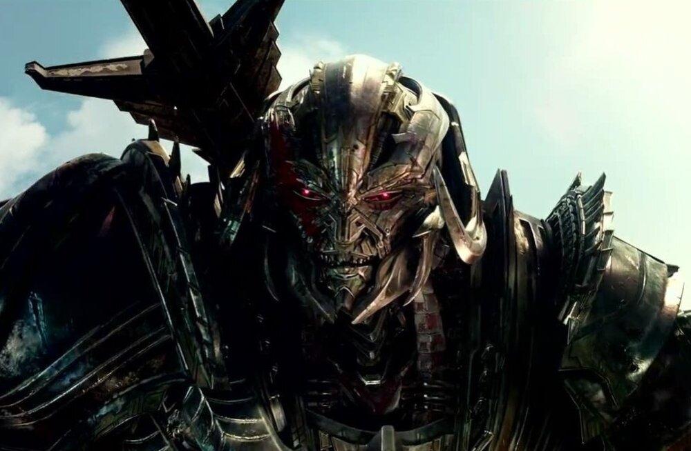 """ARVUSTUS: """"Transformerid: Viimane rüütel"""" - patriotismi ja tehnoloogia võimekuse propaganda"""