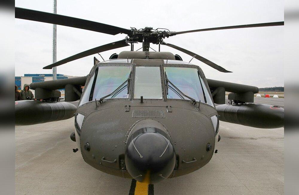 NATO: teade helikopteri allatulistamisest Liibüas on vale
