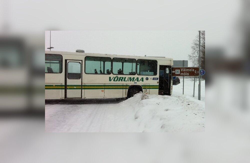 väimela bussiõnnetus