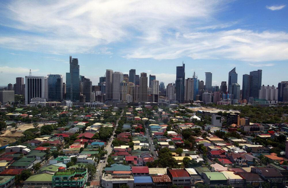 Filipiinide keskosa raputas maavärin magnituudiga 6,3