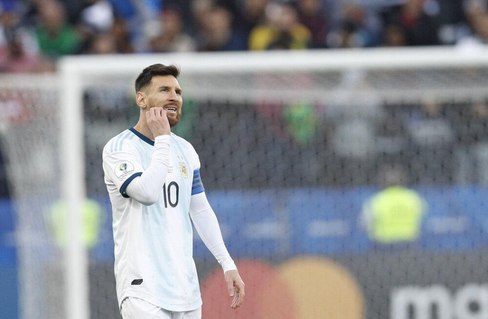 UEFA lükkas kuulujutud ümber: Argentina ei liitu iialgi ühegi meie sarjaga
