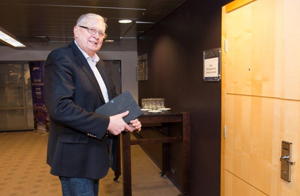 Jaak Salumets seadis Eesti korvpallikoondistele pikaajalisemad sihid.