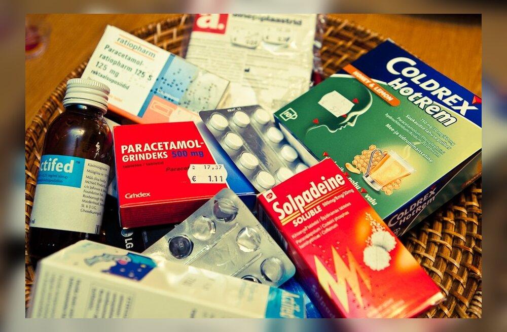 Kõik ravimid omavahel ei sobi ehk kuidas õigesti ravimeid võtta