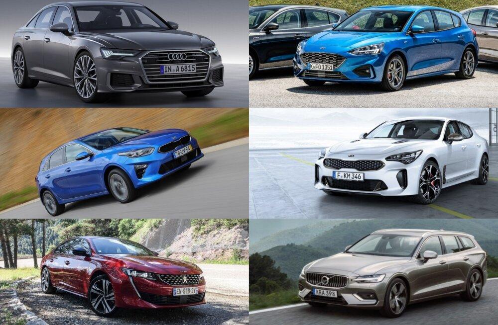 Eesti aasta auto 2019 esikuuik selgunud: võitja selgitamine läheb raskeks!