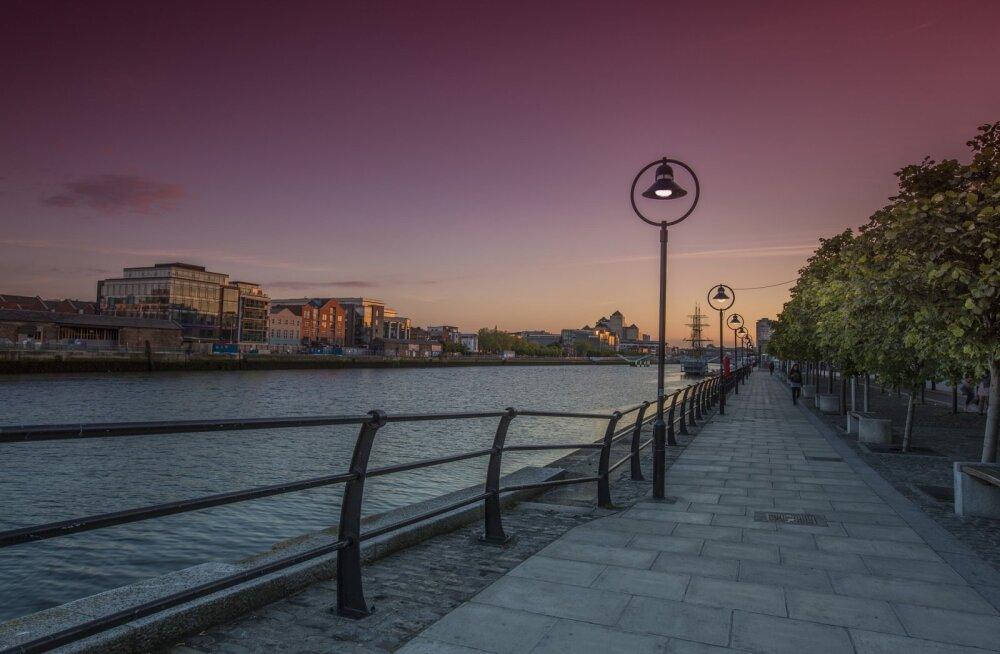 Suurepärane pakkumine! Edasi-tagasi otselennud Tallinnast Dublinisse alates 53 eurost