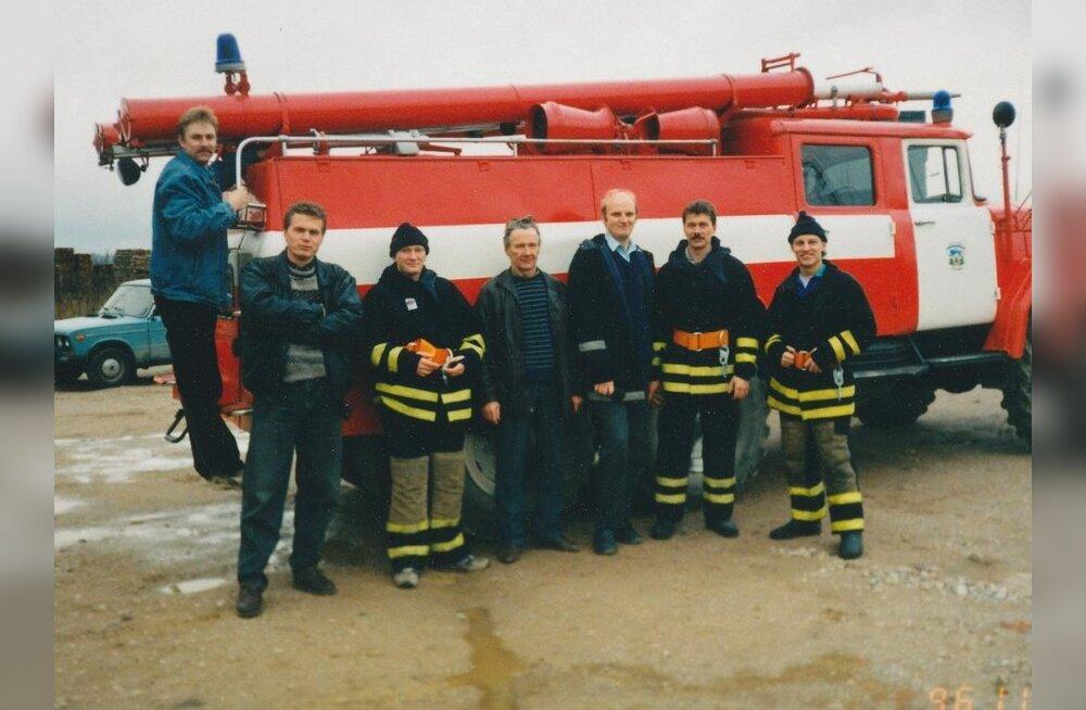 FOTOD: Aravete Päästekomando sai 15-aastaseks