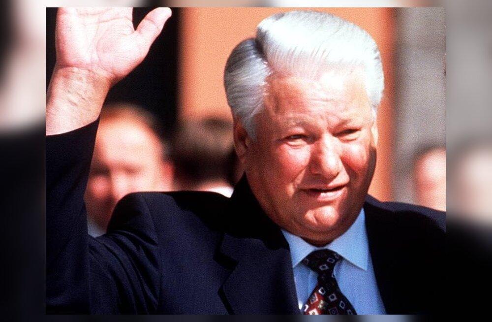 Boriss Jeltsin päästis Eesti verevalamisest
