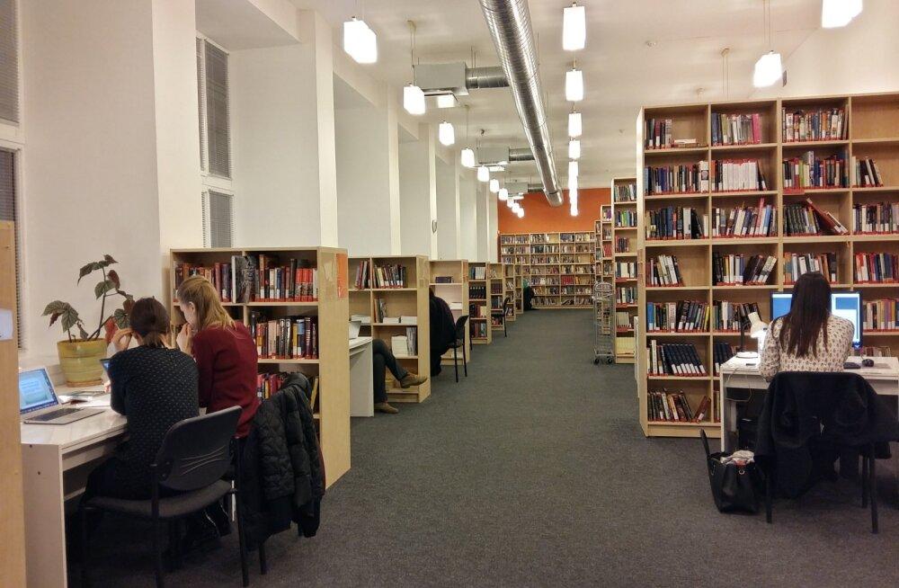 Kus õppida, kui toanaabrid on lärmakad ja raamatukogud kinni?
