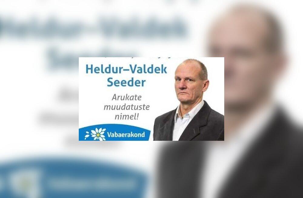 Heldur-Valdek Seeder