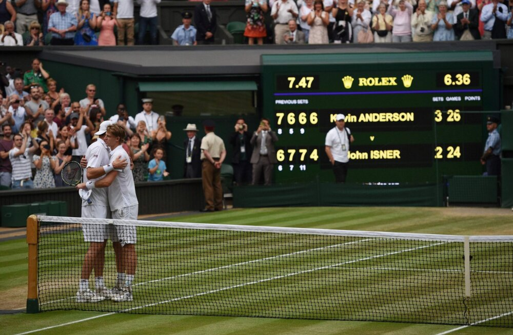 Maratonmängudele tõmmatakse piir: Wimbledoni korraldajad teatasid uuest reeglist