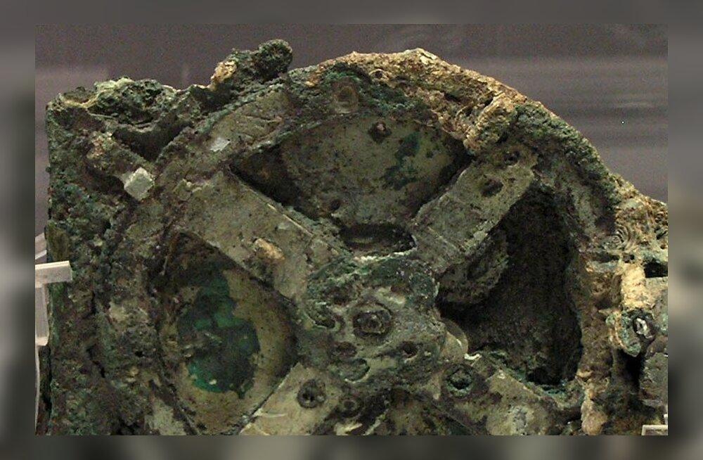 Antikythera mehhanism valmis enam kui 200 aastat enne Kristust