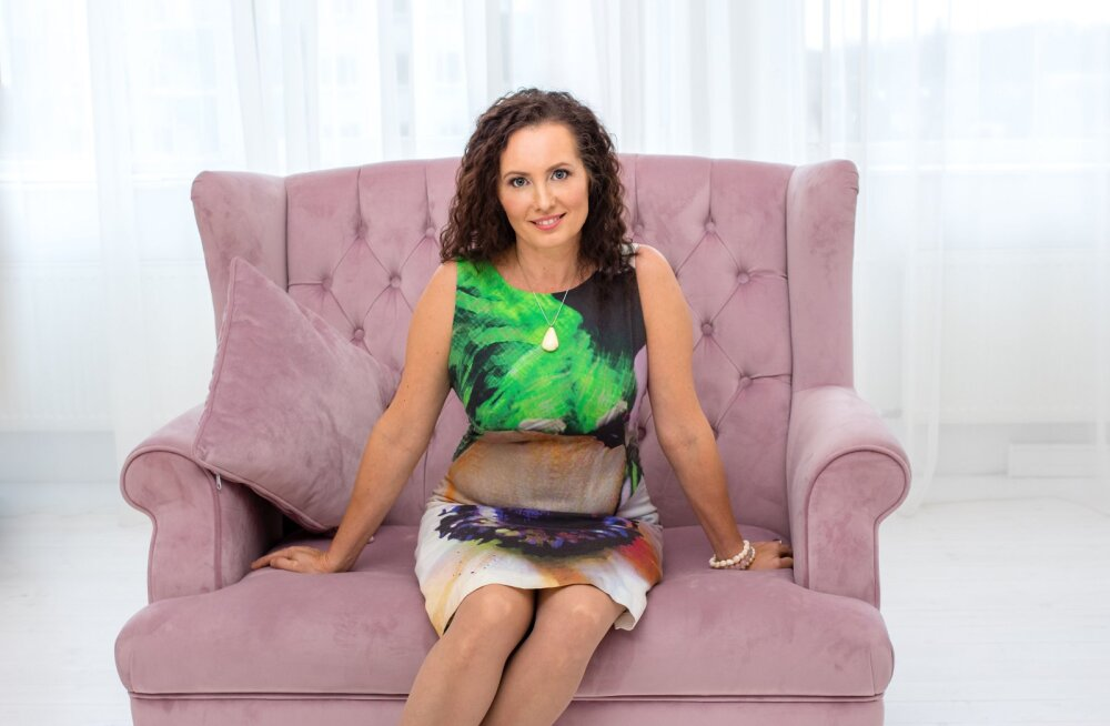 Terapeut Monika Palm: elueesmärgi avastamine pole ühekordne praktika, vaid enesega regulaarne tegelemine