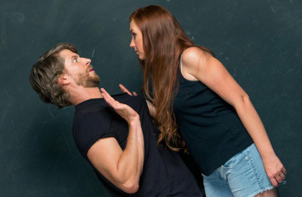 Mees hoiatab: jookse kiirelt, kui naine oma kehakaalust rääkima hakkab