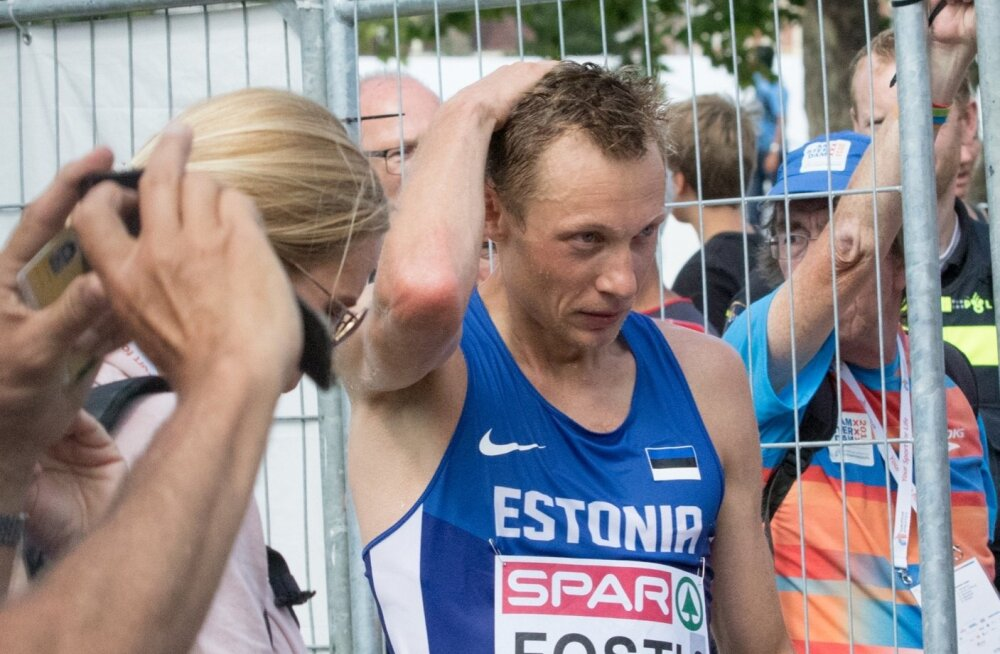 Amsterdami EM poolmaraton