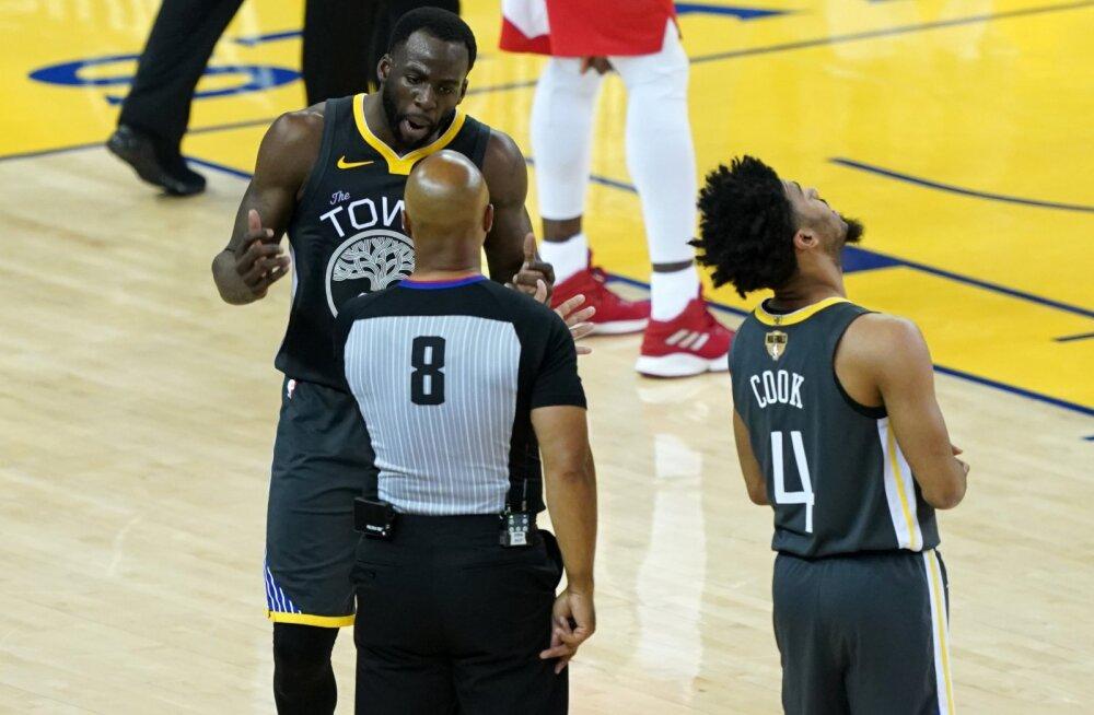 Korvpalli tulevik? NBA kavatseb uuel hooajal treeneritele anda võimaluse kohtunike otsuseid mängu ajal vaidlustada