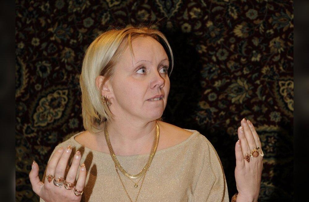 """Экстрасенс из Эстонии: я заранее знала, что поеду на """"битву"""""""