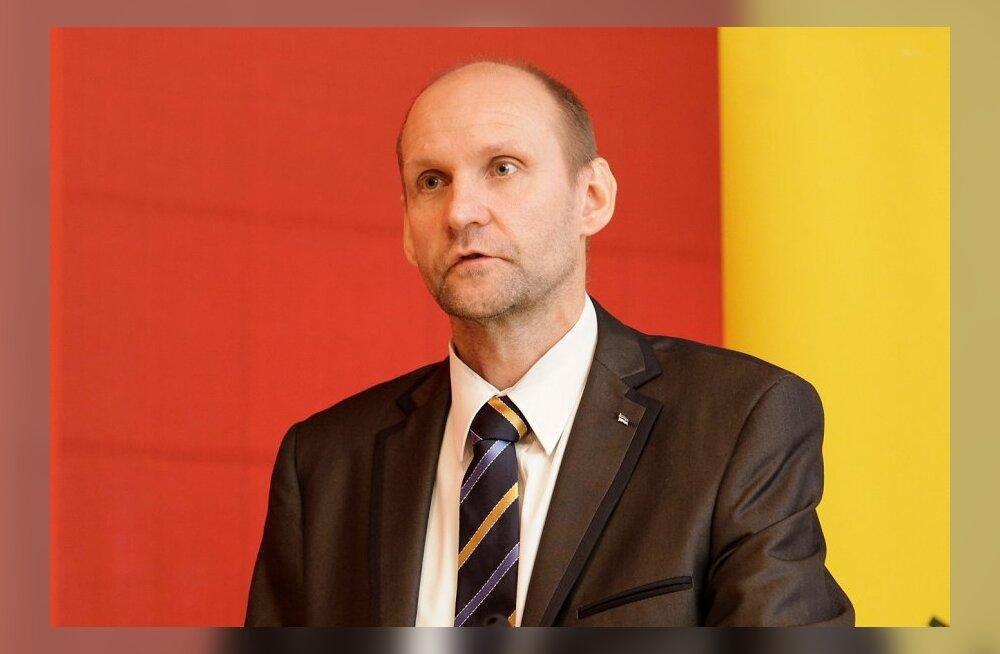 Eesti põllumajandusminister Helir-Valdor Seeder