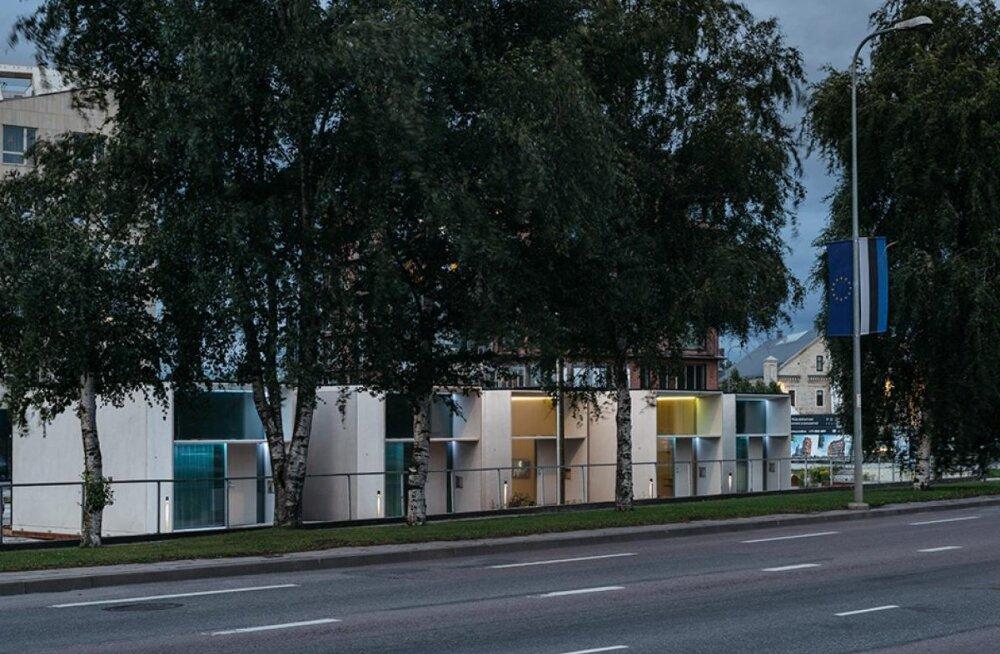 Eesti arhitektide moodulmaja KODA võitis Ameerika Arhitektuuriauhinna