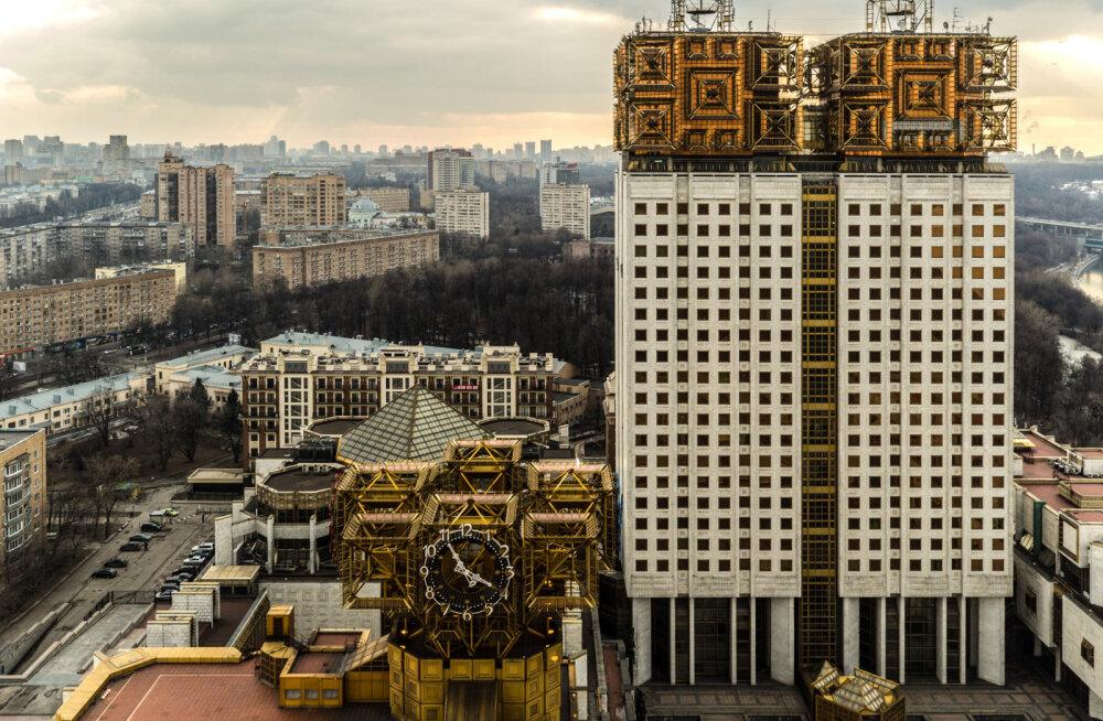 Venemaal karmistati teadlaste välismaalastega suhtlemise reegleid