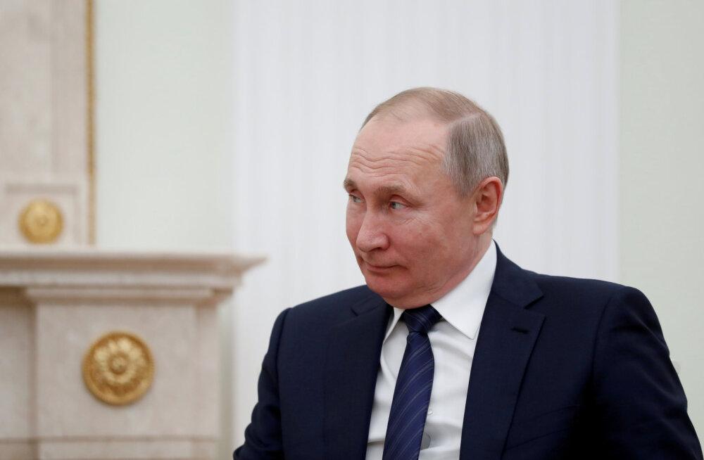 Putin selgitas venemaalaste sissetulekute langust ja vaesumist objektiivsete asjaoludega