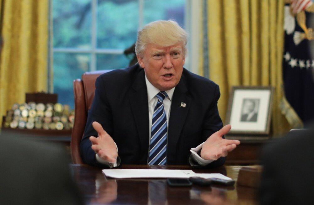 VIDEO: Trump: suur, suur konflikt Põhja-Koreaga on võimalik