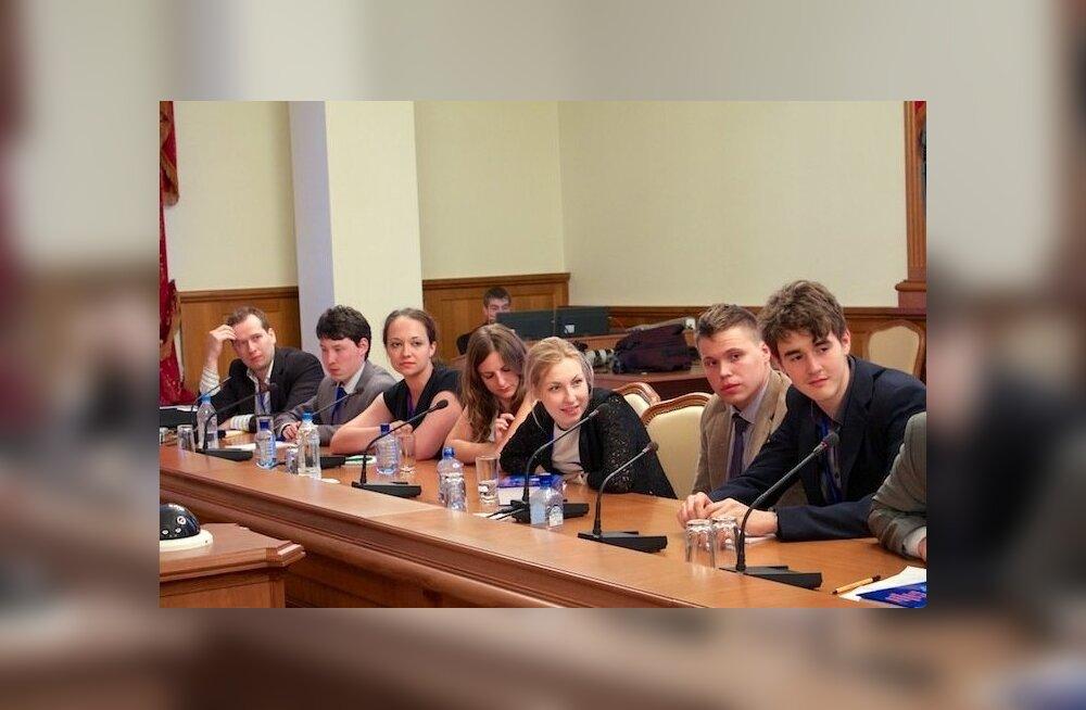 venemaa, eesti tudengid