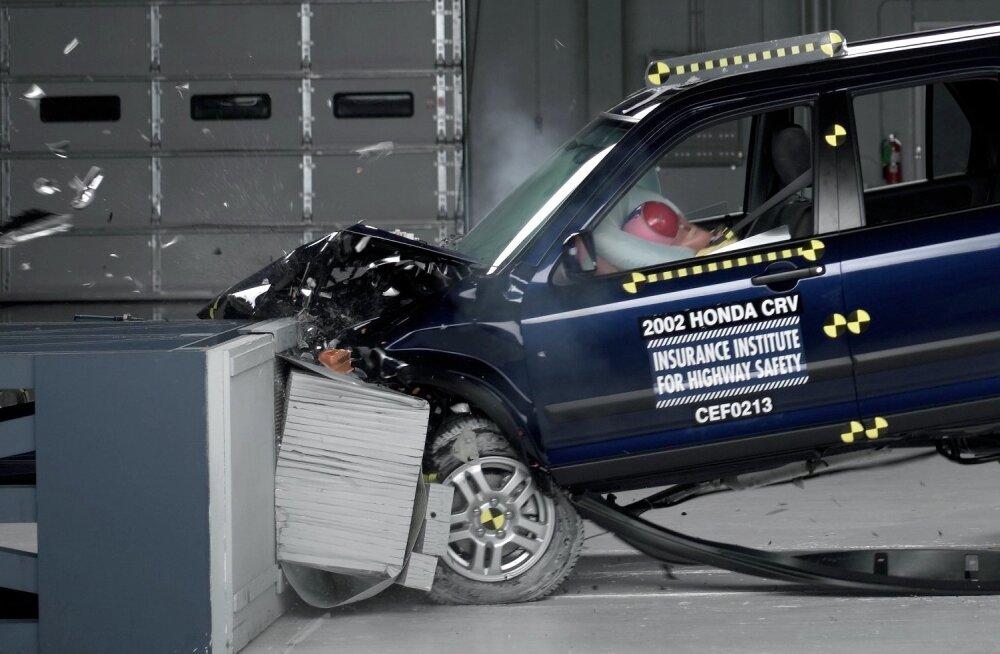 Skandaal puudutab kõige rohkem Hondasid, Eestis sai tagasikutse viimati üle 2000 Honda juhi.