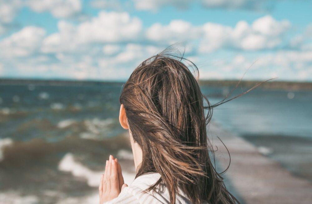 Õnnekoolitaja Kaidi Karilaid selgitab, mida saab iga inimene teha, et olla õnnelik