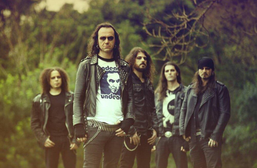 Gooti doom-metali üks suurimaid nimesid Moonspell saabub sügisel