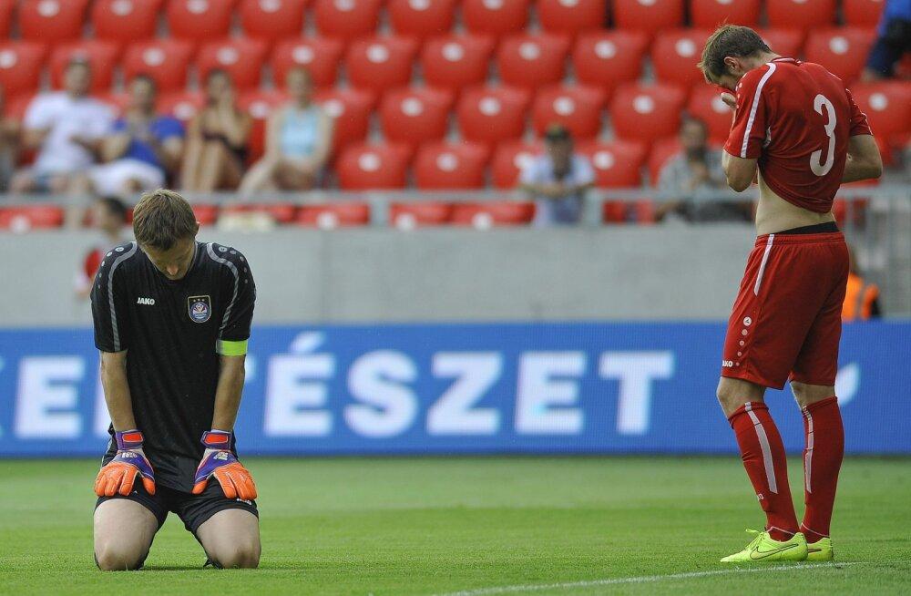 VIDEO: Morozovi klubi loputas Euroopa liigas Riia Skontot 9:2!