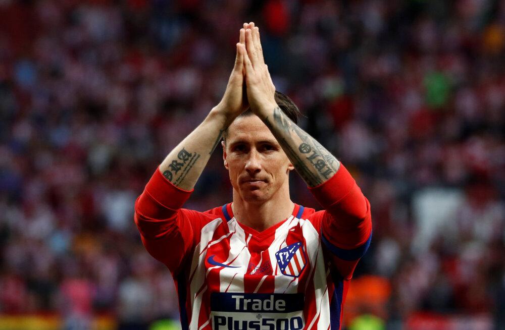 VIDEO | Fernando Torres jättis Atleticoga stiilselt hüvasti: kaks väravat!