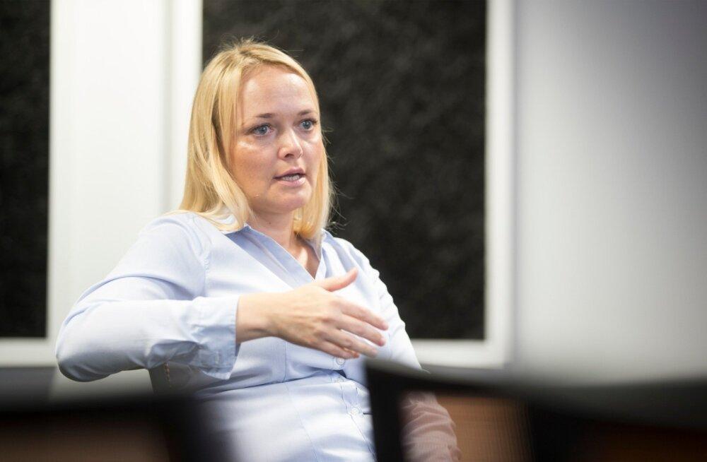 Swedbanki eluasemelaenude osakonna valdkonnajuht Anne Pärgma ütleb, et laenumaksetele ei tohiks kuluda üle 50% sissetulekust.