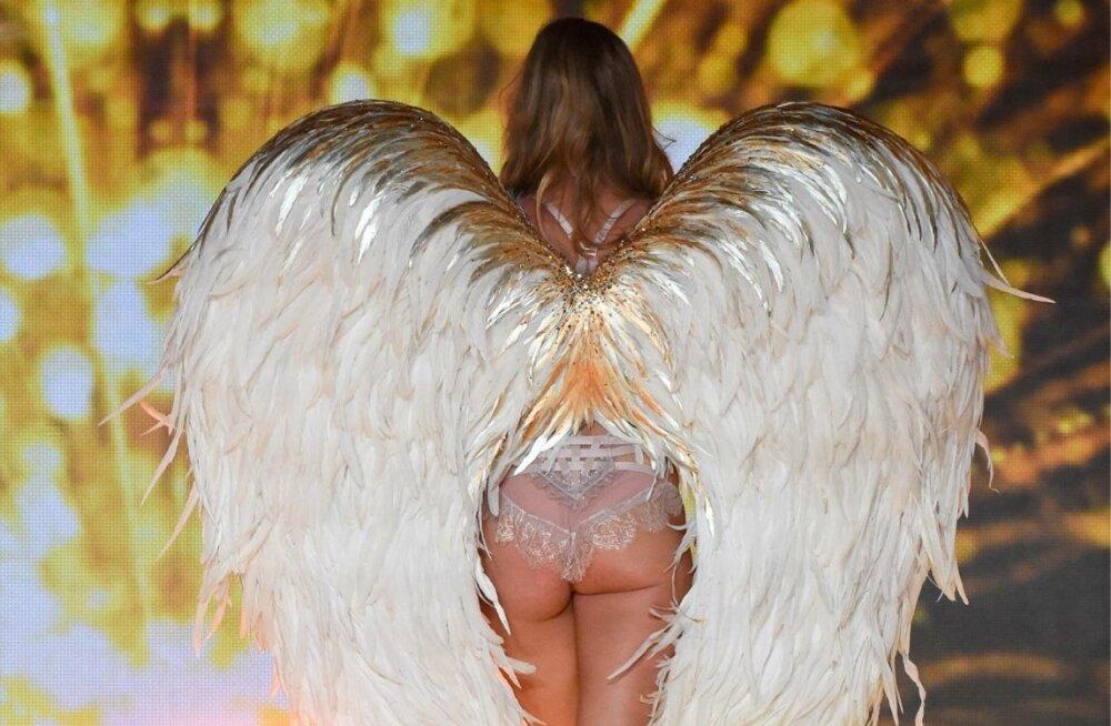 Victoria Secreti moeshow