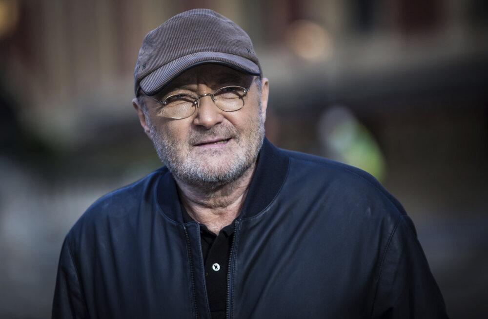 Rängalt kukkunud Phil Collins toimetati haiglasse, kontserttuur pandi pausile