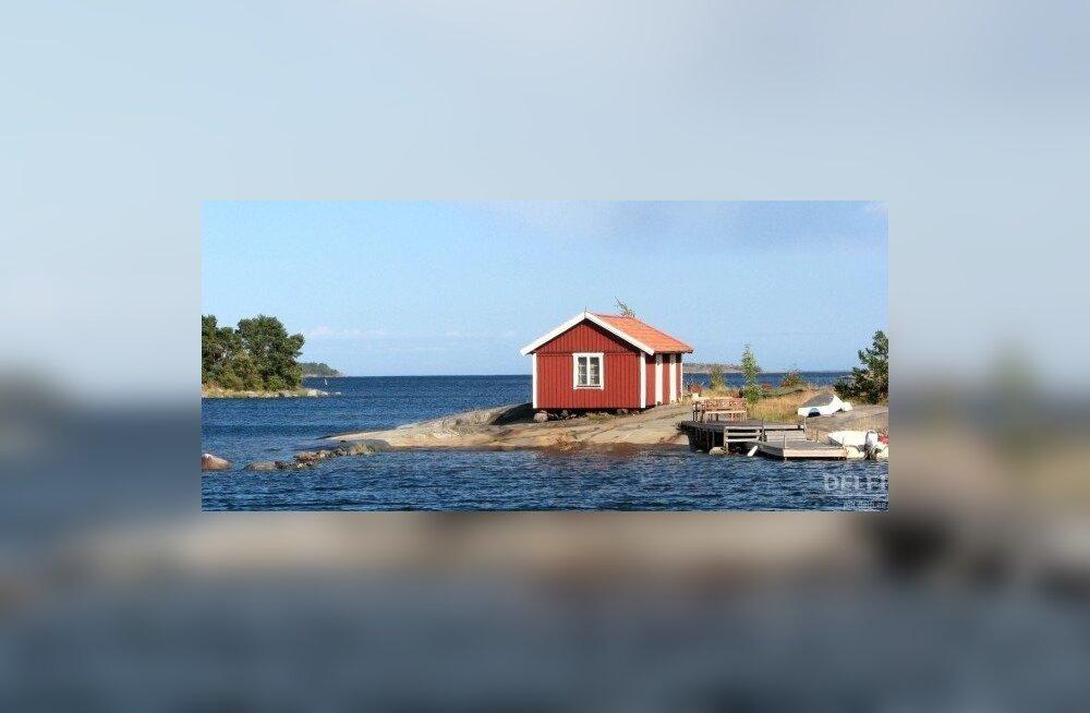 0fac50fbe28 Kuidas muuta rootsi punasega värvitud maja? - Maakodu.ee