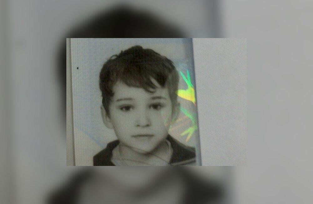 Mustamäel kadunud poiss leiti üles