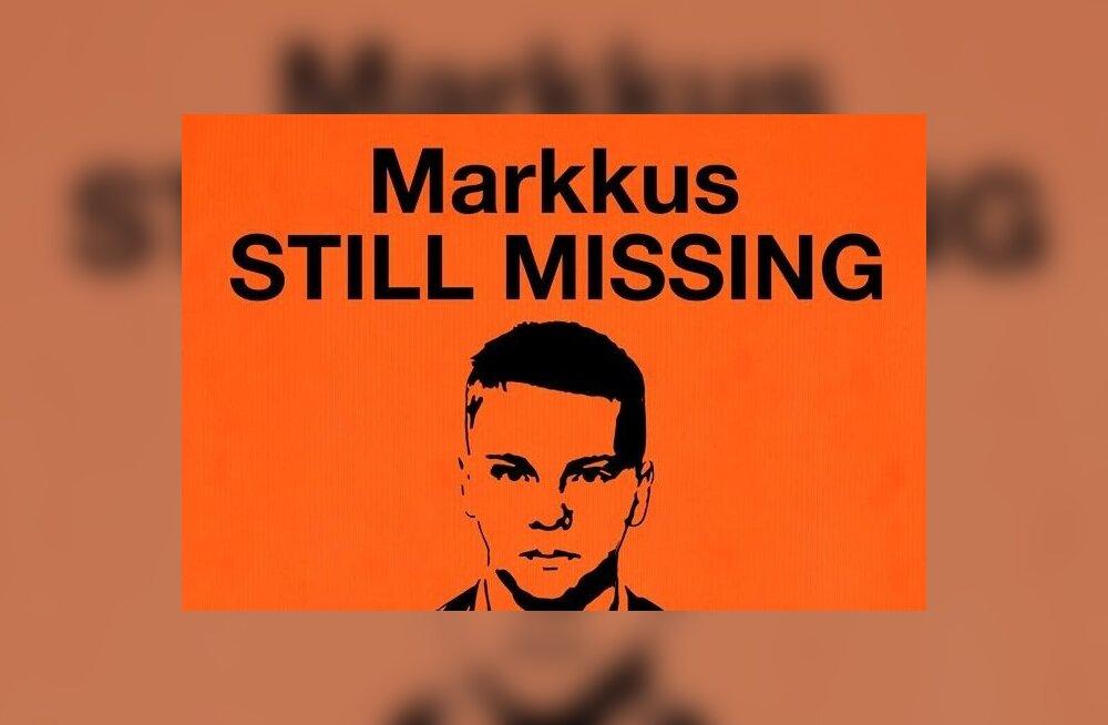 Kadunud Markkuse otsingud